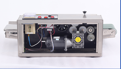 aluminum foil plastic sealing machine